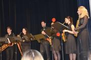 Slovenski orkester saxofonov, 17.2.2017